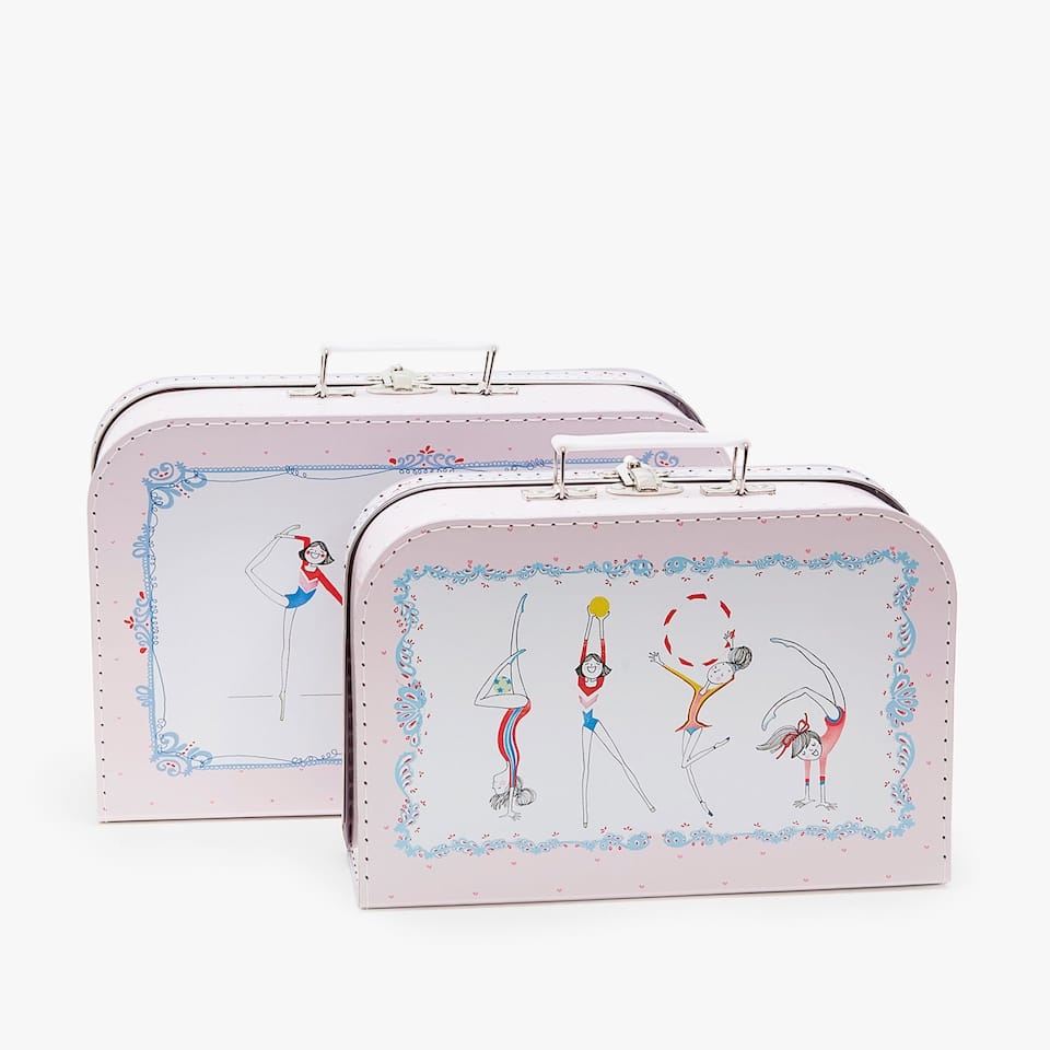 Gymnasts briefcase