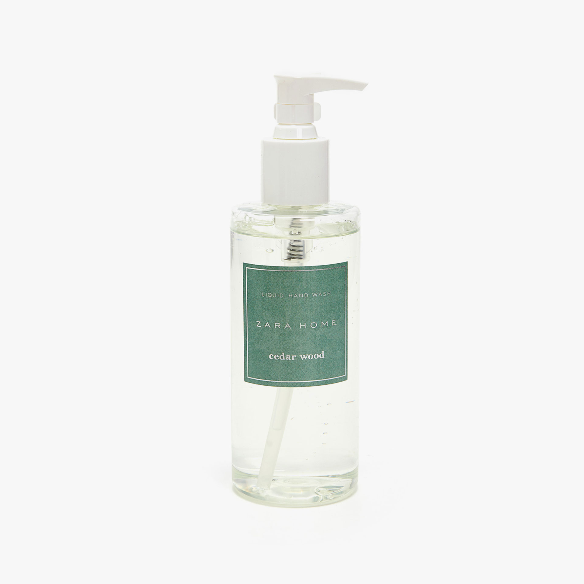 CEDAR WOOD LIQUID HAND SOAP (250 ML)