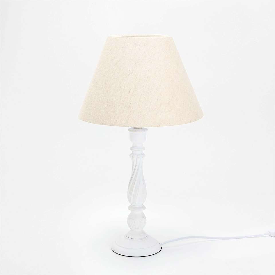 Basic white lamp