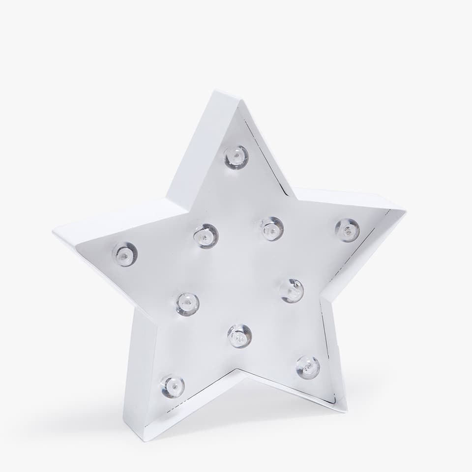 STAR-SHAPED LAMP