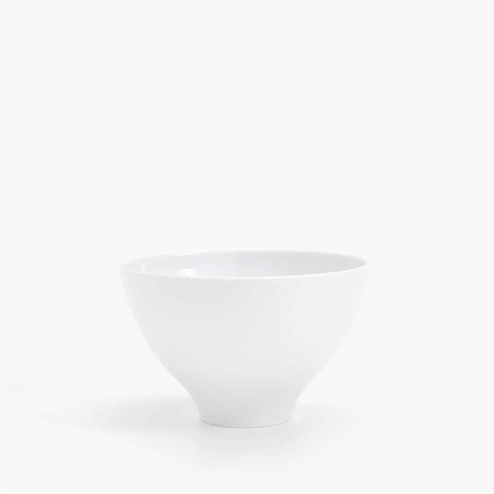 PLAIN PORCELAIN BOWL