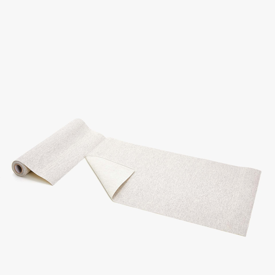 RESIN-COATED COTTON PLACEMATS (ROLL OF 6)