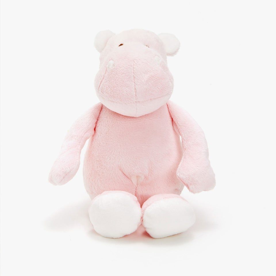 HIPPOPOTAMUS SOFT TOY