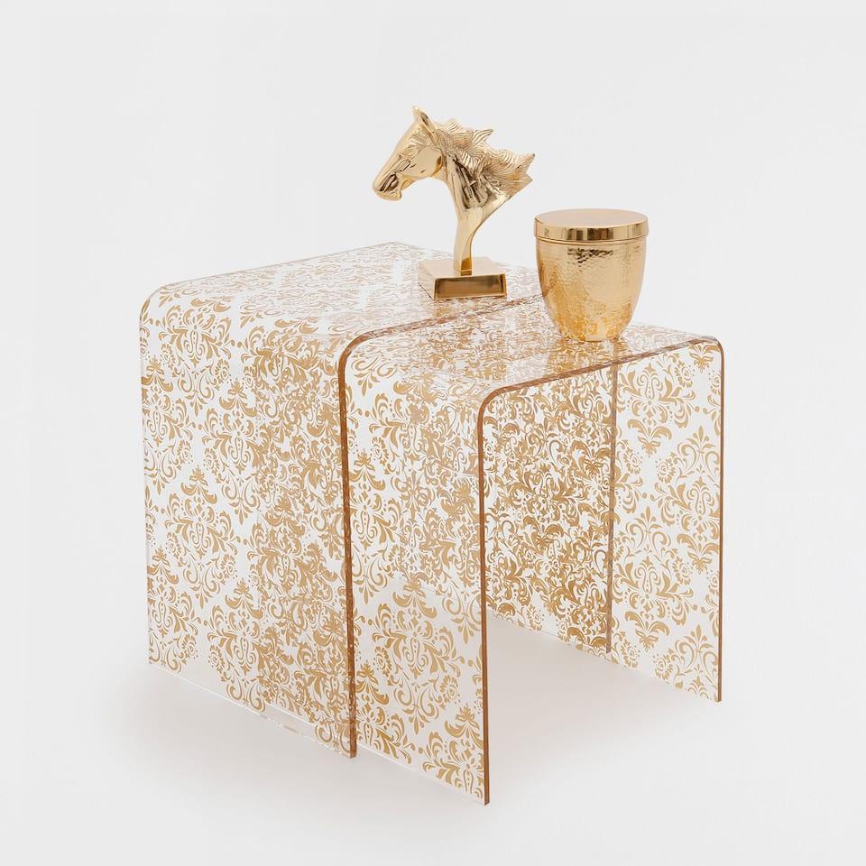 Zara Sofa Table: Occasional Furniture - Bedroom