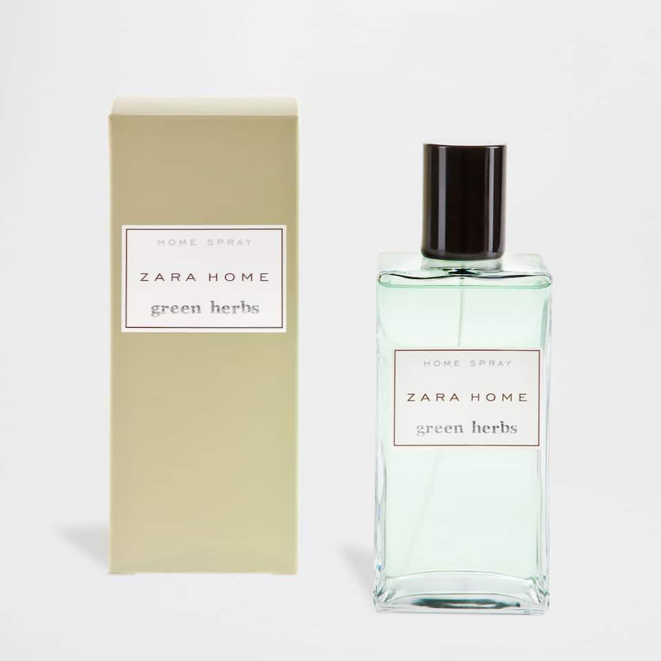 Green Herbs Fragrance Zara Home Maroc Morocco