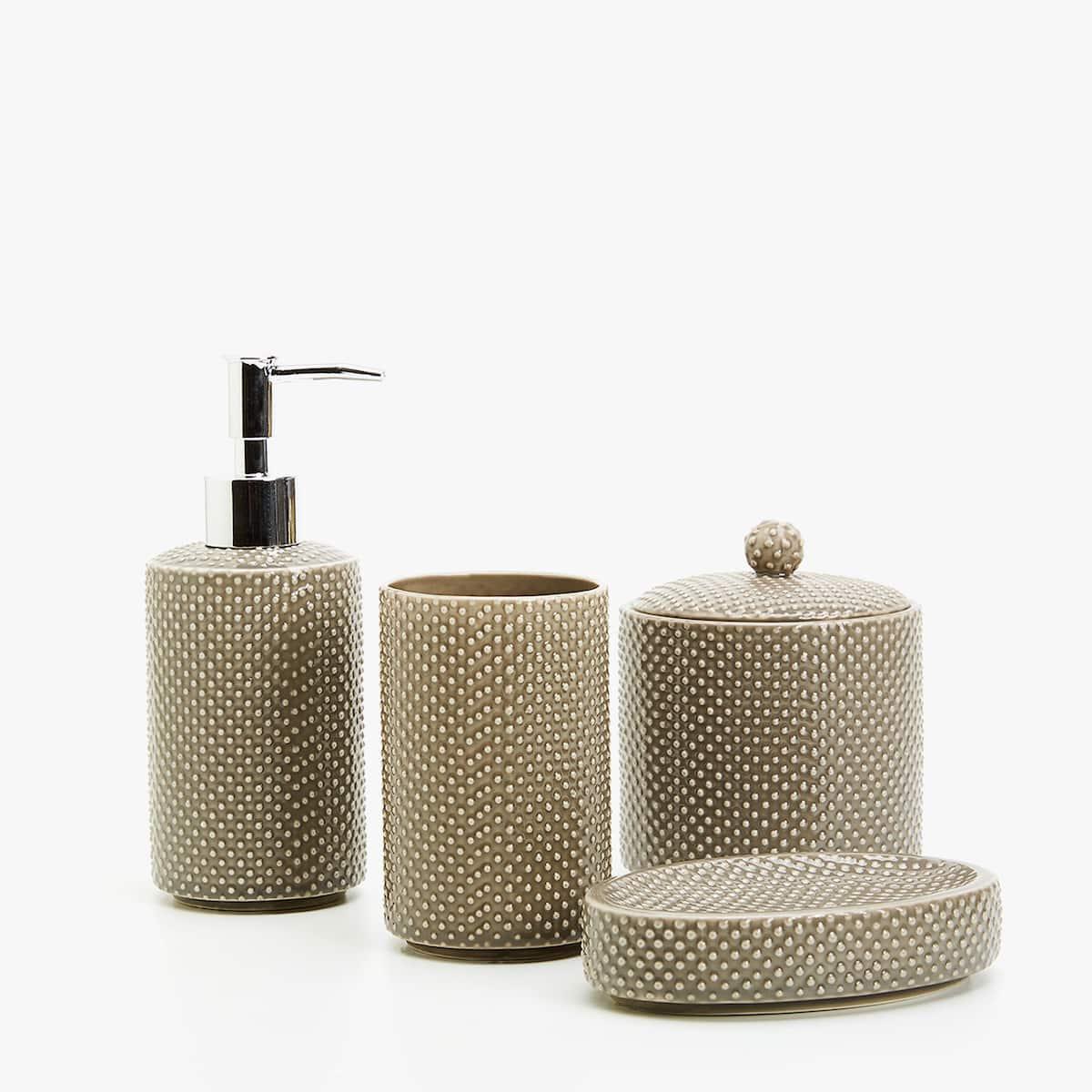 bad accessoires affordable zeller nova teilig with bad accessoires bad accessoires set full. Black Bedroom Furniture Sets. Home Design Ideas