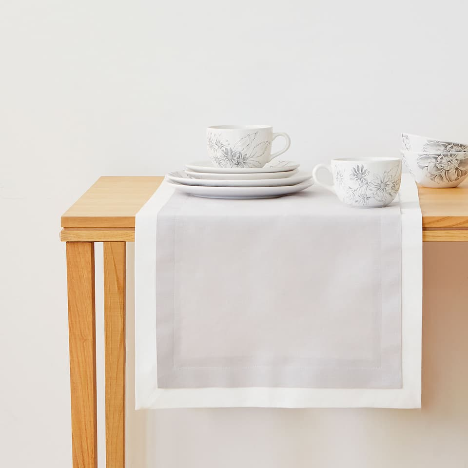 Humble Nordic Cotton And Linen Tablecloth Black And White Style Simple Modern Japanese Style Continental Table Cloth Elegant Tablewere Table & Sofa Linens