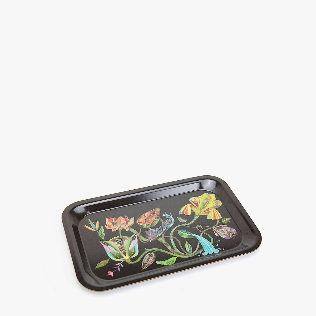 Afbeelding 5 van het product Dienblad met bloemenprint