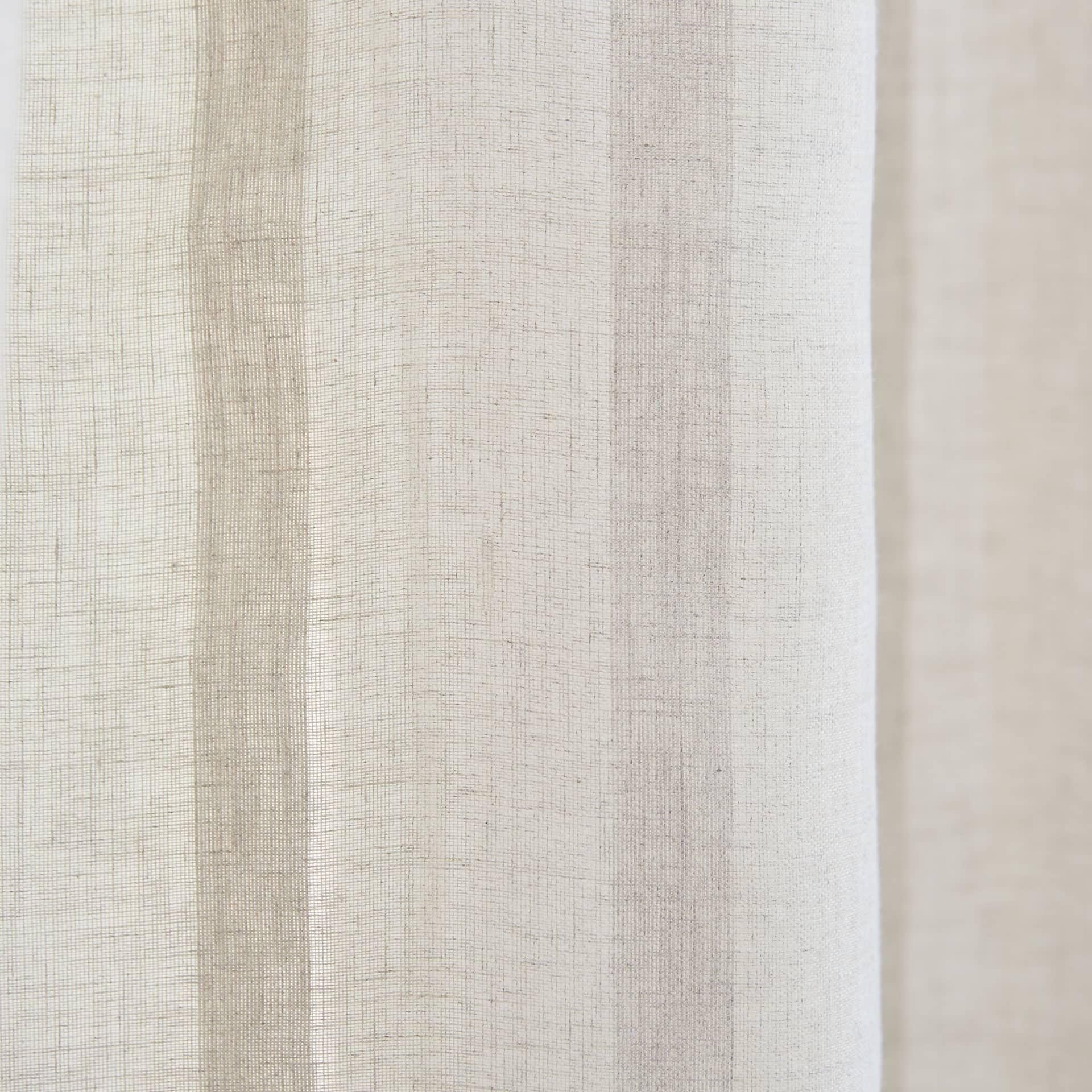 imagen del producto cortina lino jacquard