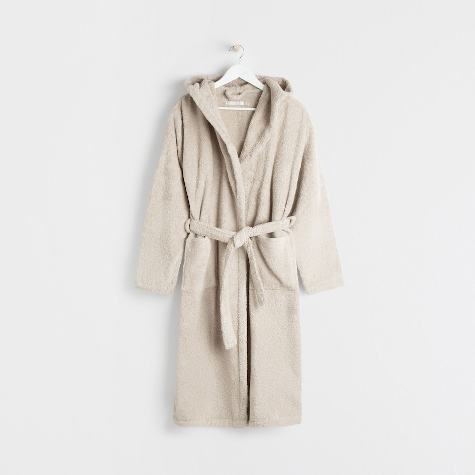 Premium quality mink bathrobe