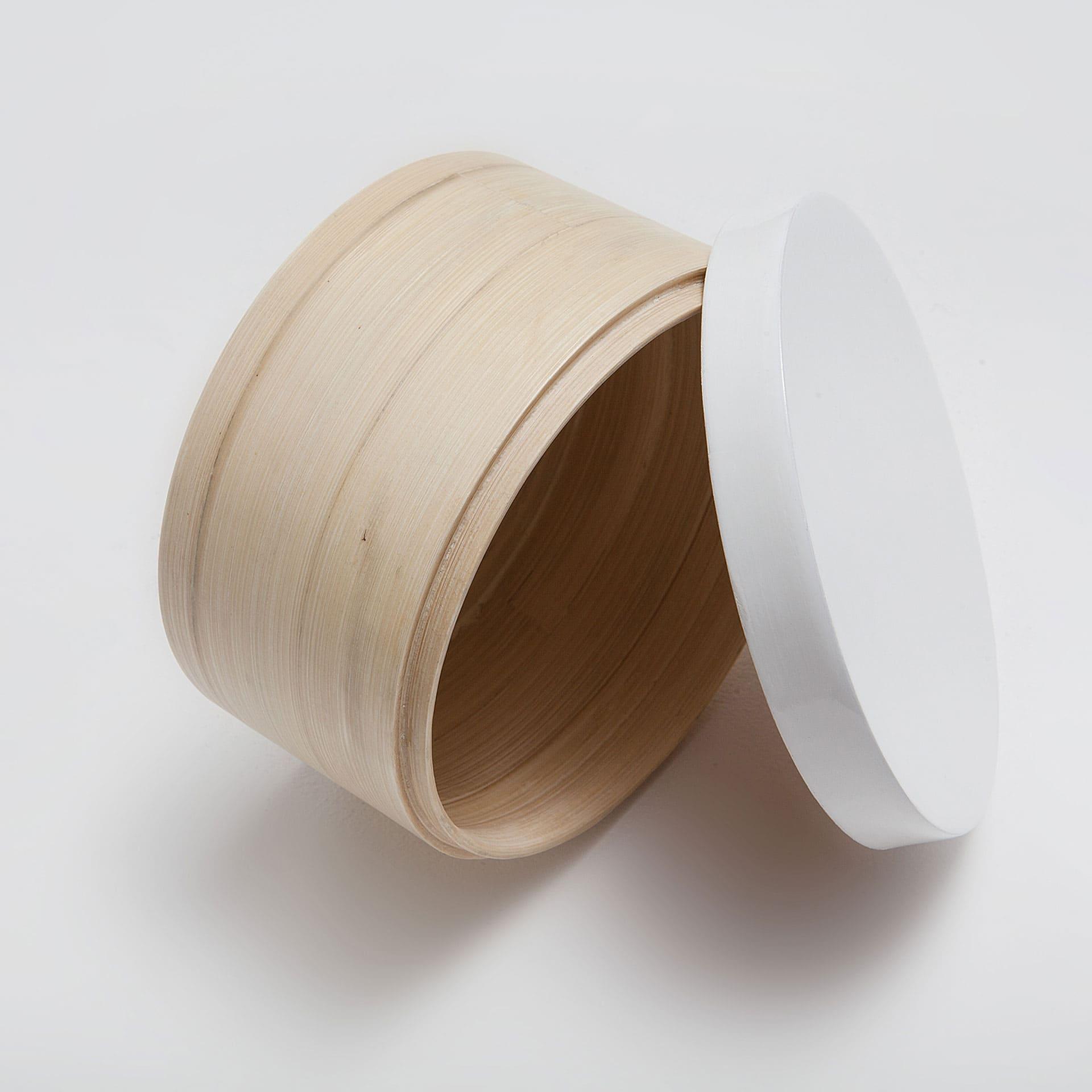 caja bamb y madera tapa blanca