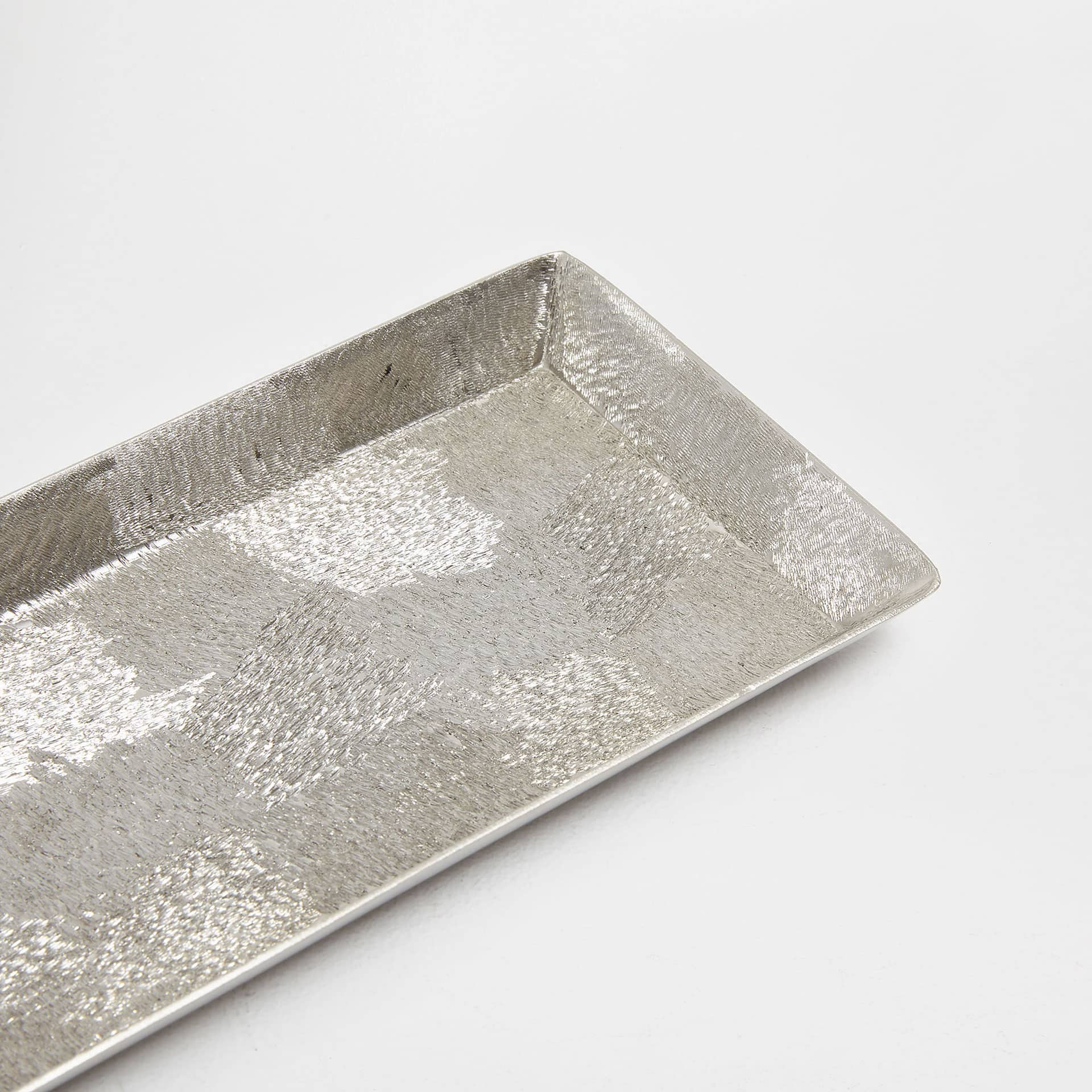 image 3 of the product silver decorative tray - Decorative Tray