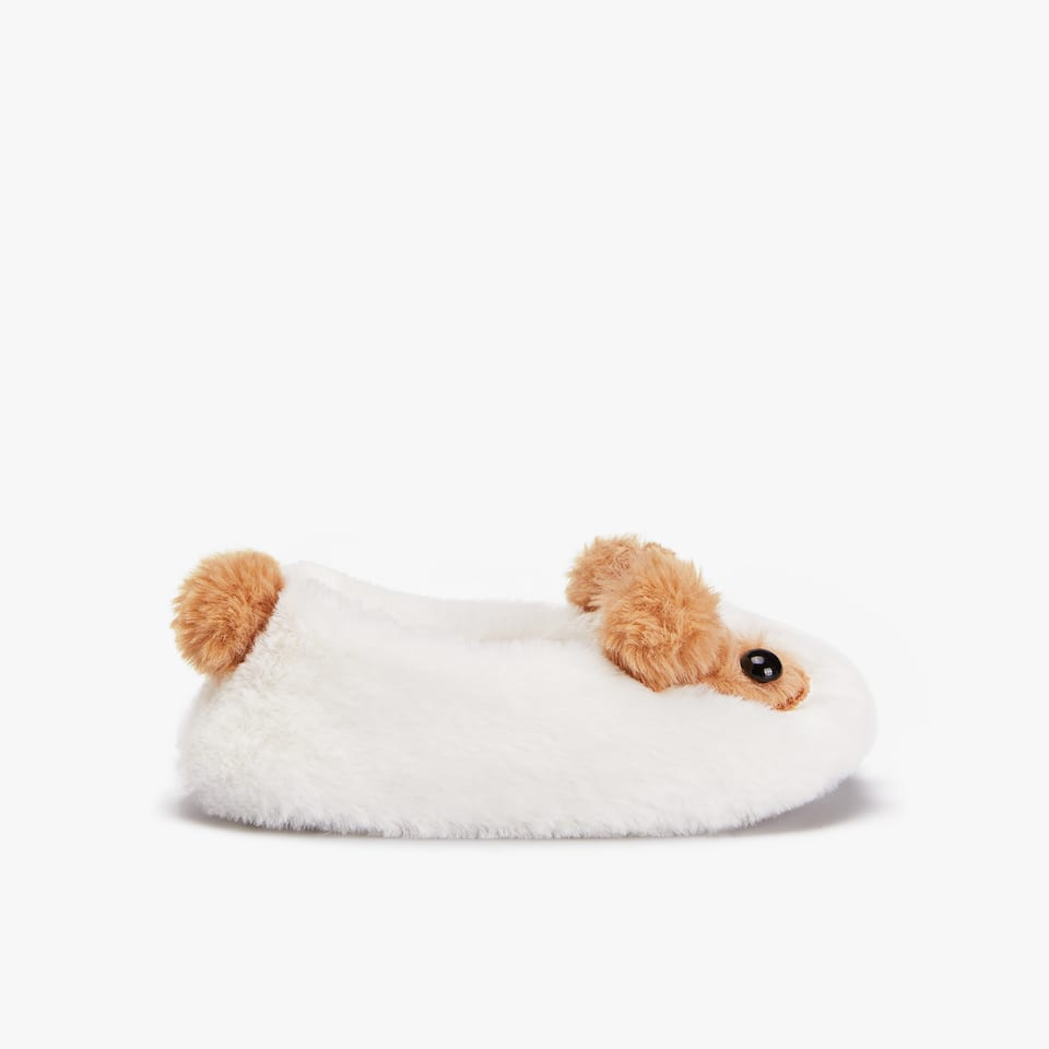 LITTLE ANIMAL SLIPPERS