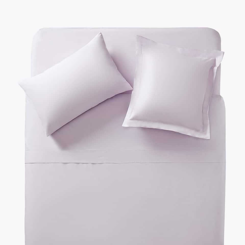Basic percale duvet cover