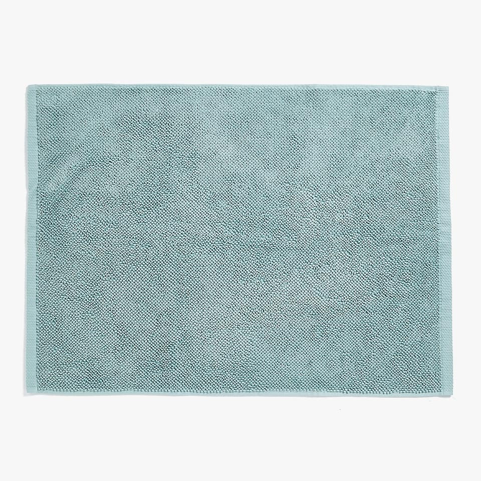 ECOLOGICALLY GROWN COTTON RUG