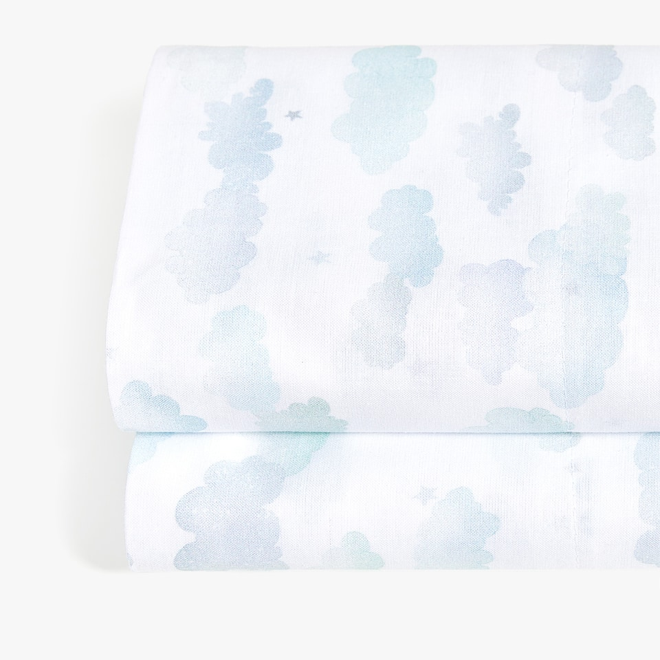 CLOUD PRINT TOP SHEET