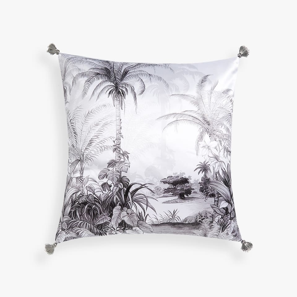 GARDEN OF EDEN CUSHION COVER