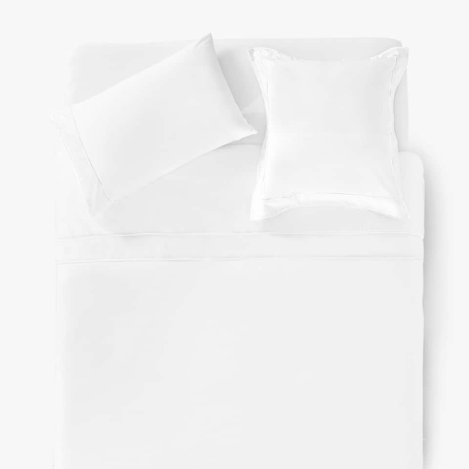 COTTON SATEEN DUVET COVER