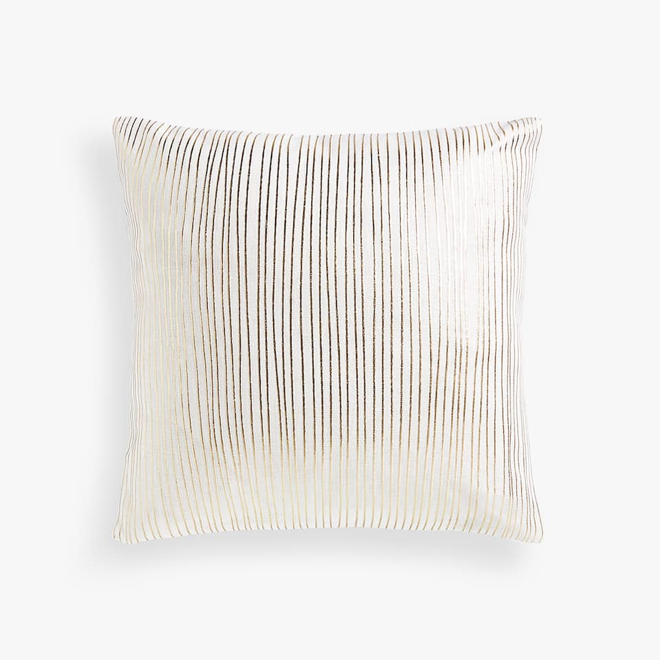Irregular Stripes Cushion Cover by Zara Home