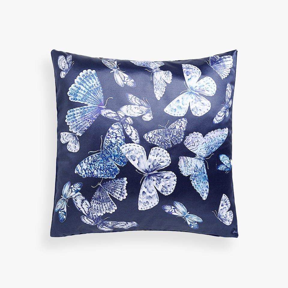BUTTERFLIES CUSHION COVER