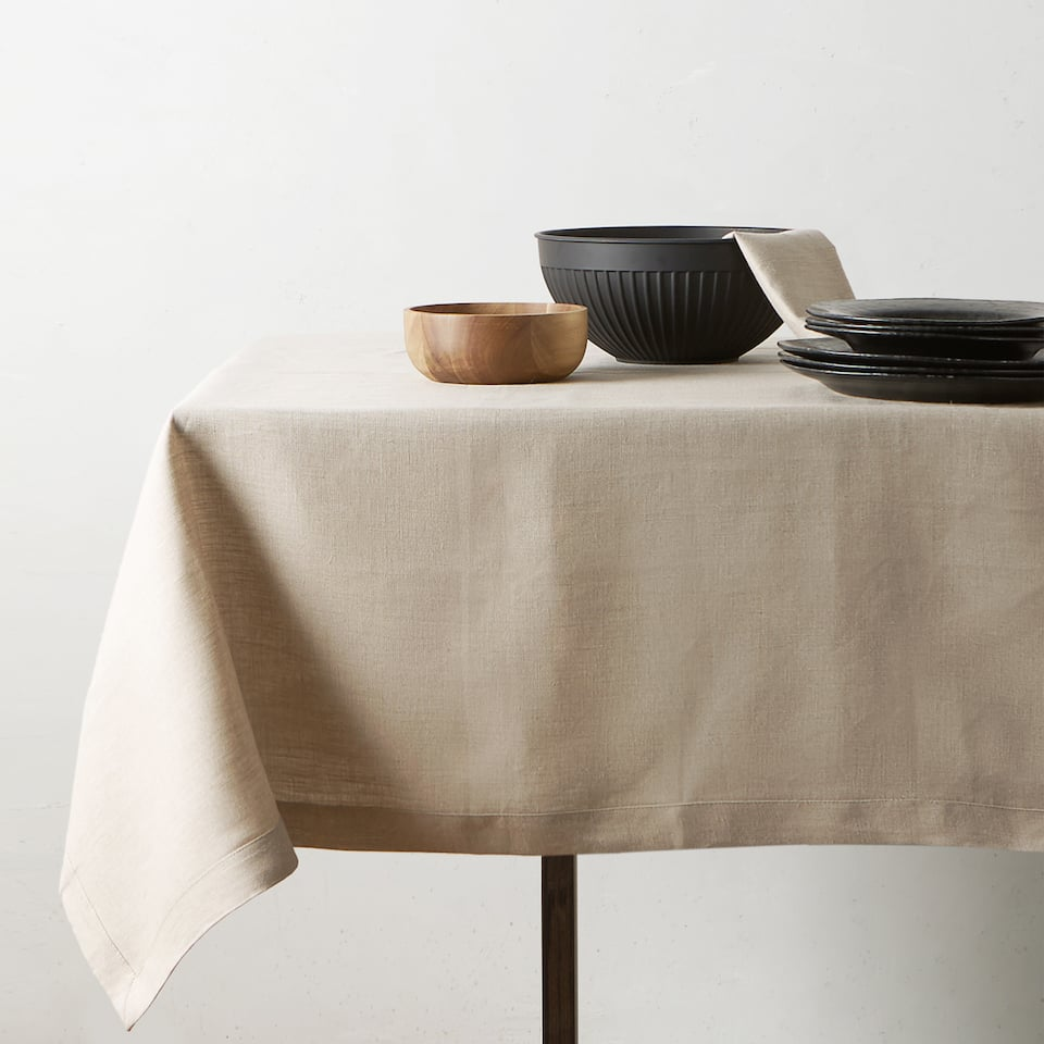 tablecloths and napkins zara home new collection. Black Bedroom Furniture Sets. Home Design Ideas