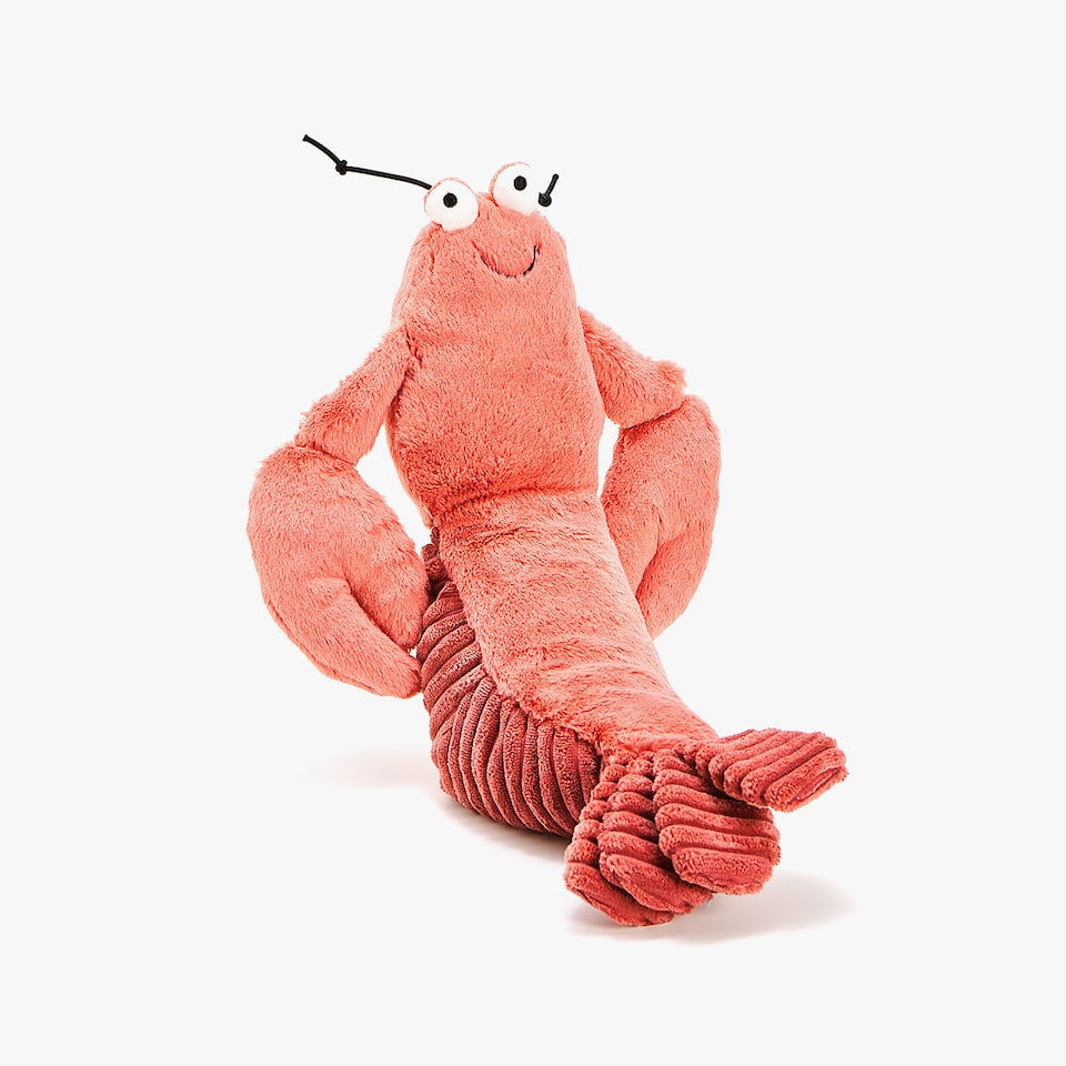 LOBSTER SOFT TOY