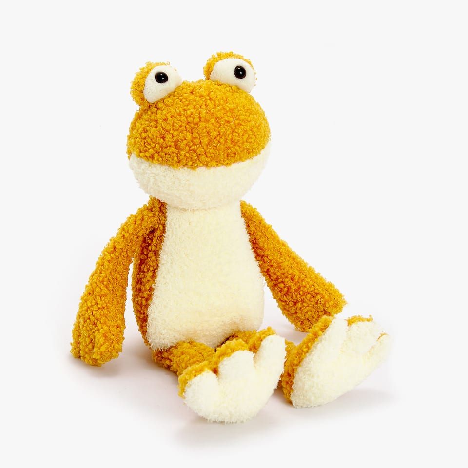 FROG SOFT TOY