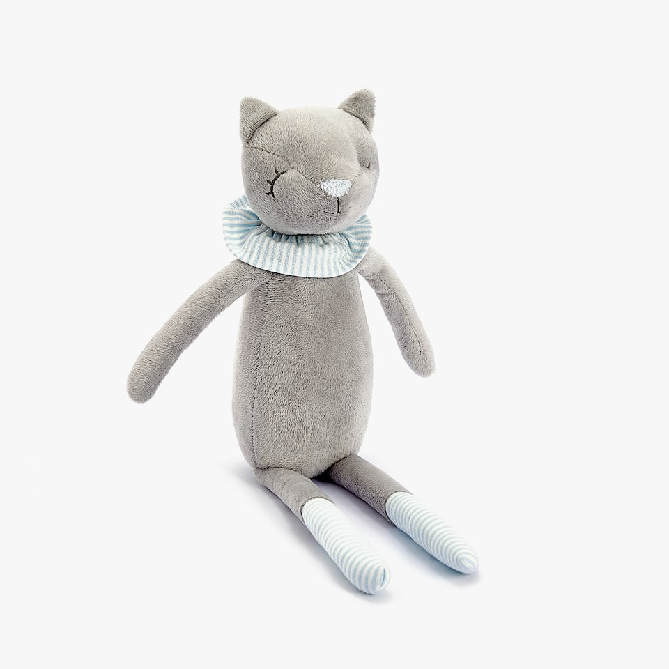BALLERINA CAT SOFT TOY