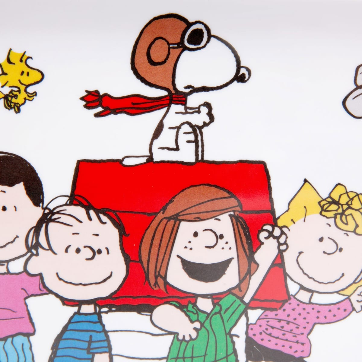 Tablett aus Melamin mit Snoopy - TABLETTS - ESSENSZEIT - KINDER ...