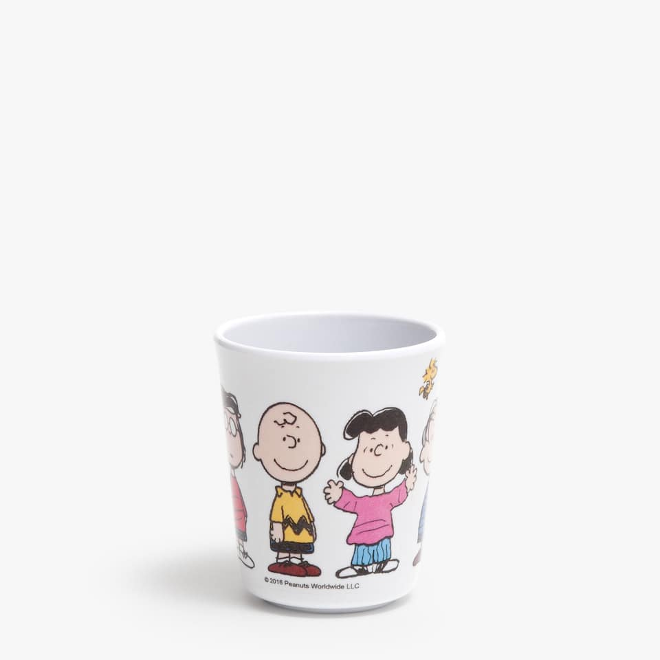 SNOOPY MELAMINE CUP