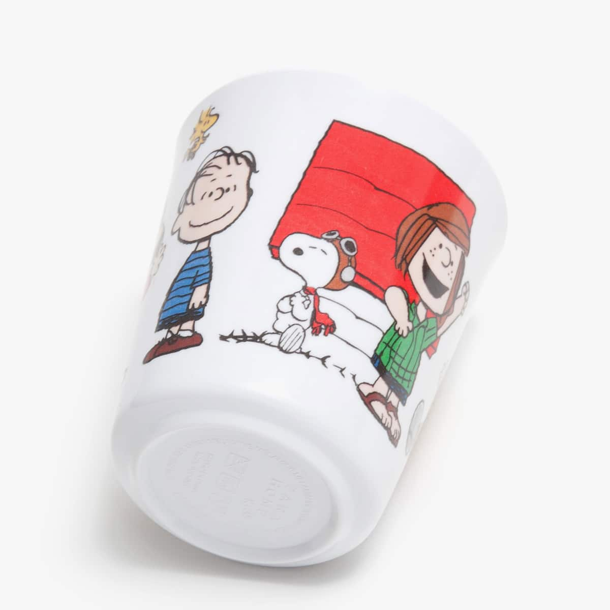 Meuble Salle De Bain Hydrofuge ~ Verre M Lamine Snoopy Verres Heure Du Repas Enfants Zara