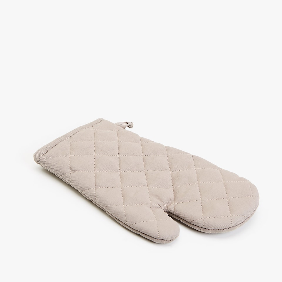 COTTON TWILL OVEN GLOVE