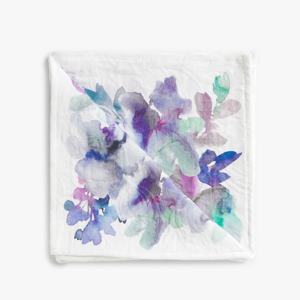 FLORAL NAPKIN (PACK OF 4)