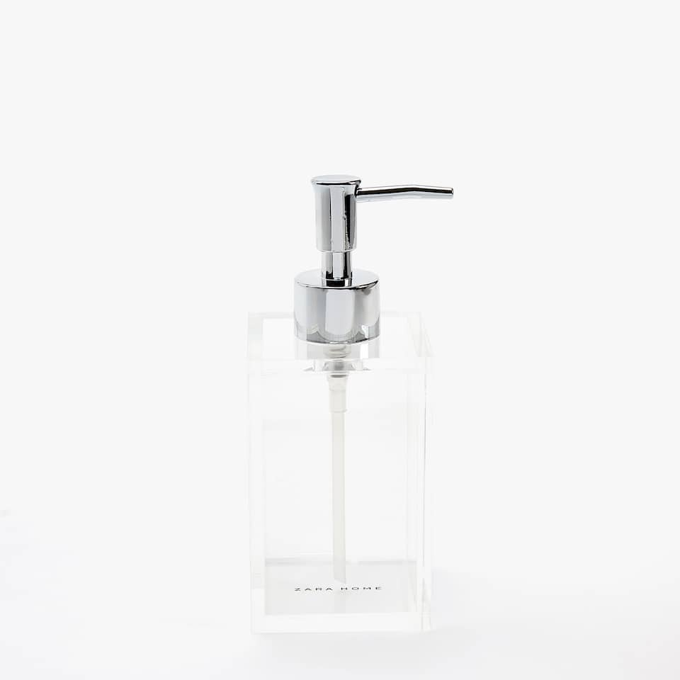 TRANSPARENT ACRYLIC DISPENSER