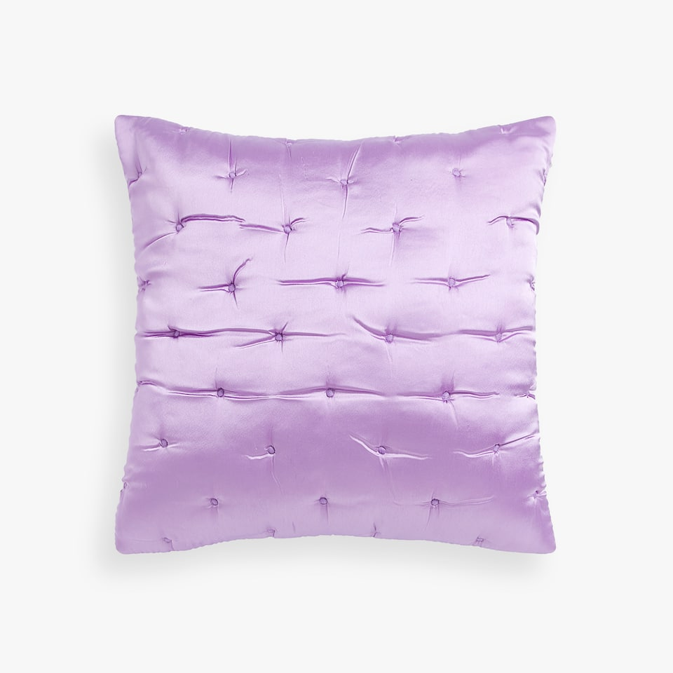PASTEL PADDED CUSHION COVER