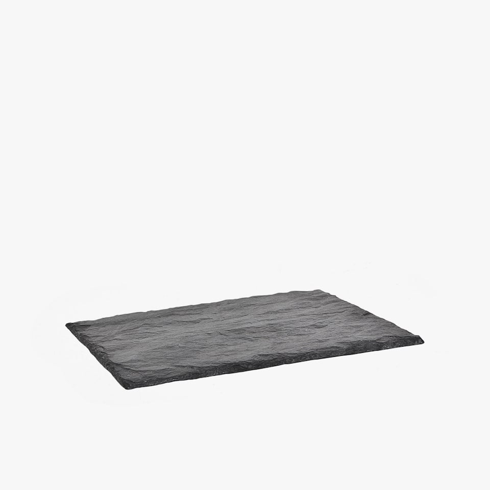 SMALL RECTANGULAR SLATE