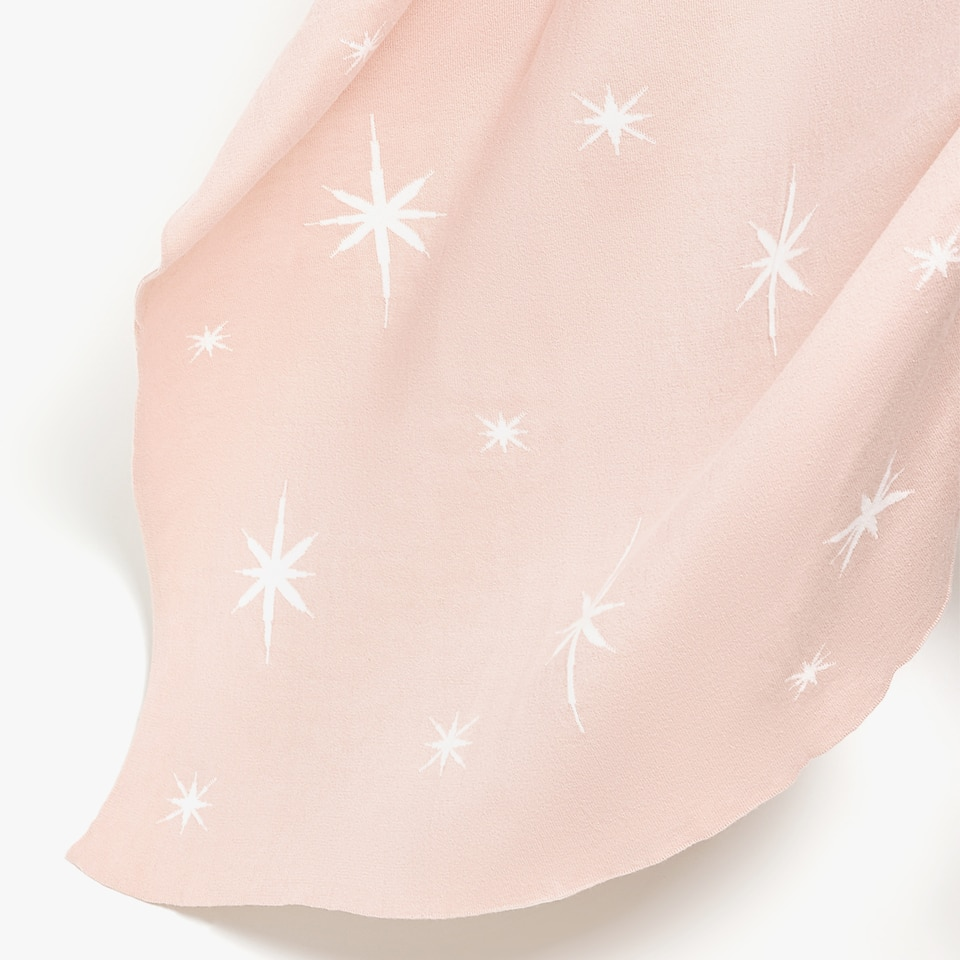 STARS COTTON BLANKET