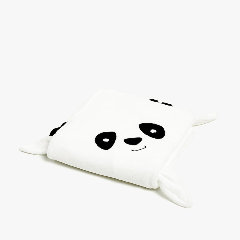 COTTON PANDA BLANKET