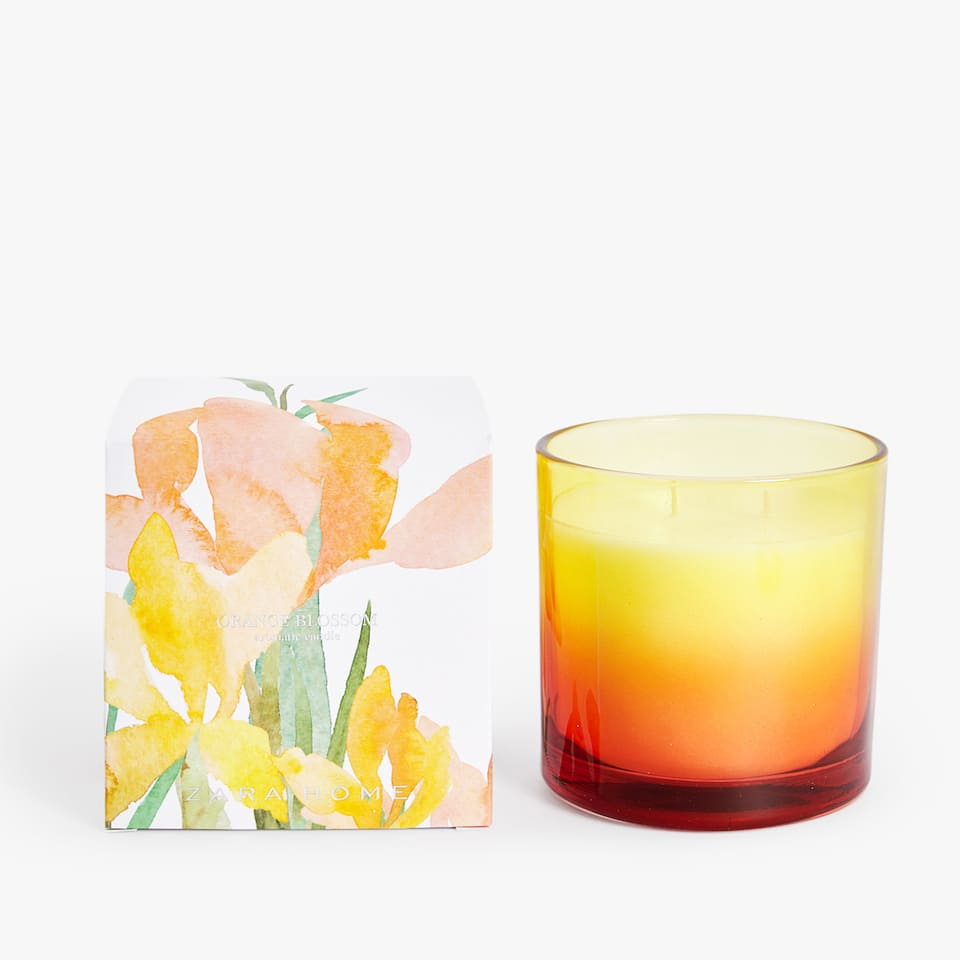 ORANGE BLOSSOM AROMATIC CANDLE