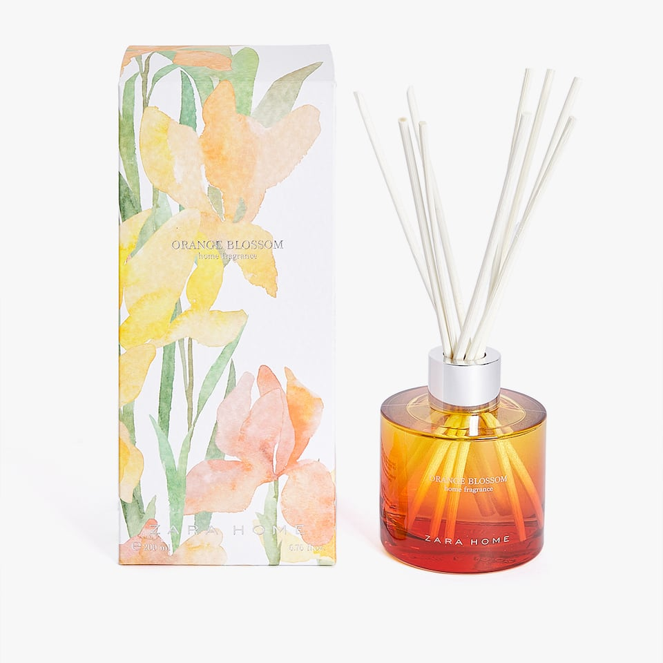DIFFUSEUR D'AMBIANCE EN STICKS ORANGE BLOSSOM (200 ML)