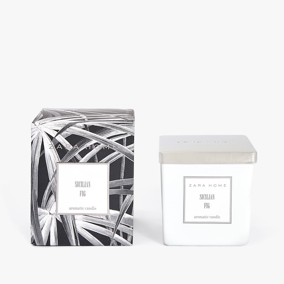 SICILIAN FIG AROMATIC CANDLE