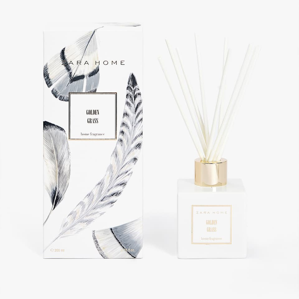 DIFFUSEUR D'AMBIANCE EN STICKS GOLDEN GRASS (200 ML)