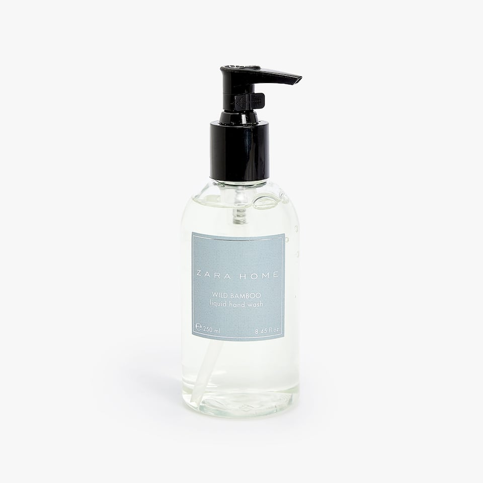 WILD BAMBOO LIQUID HAND SOAP (250 ML)