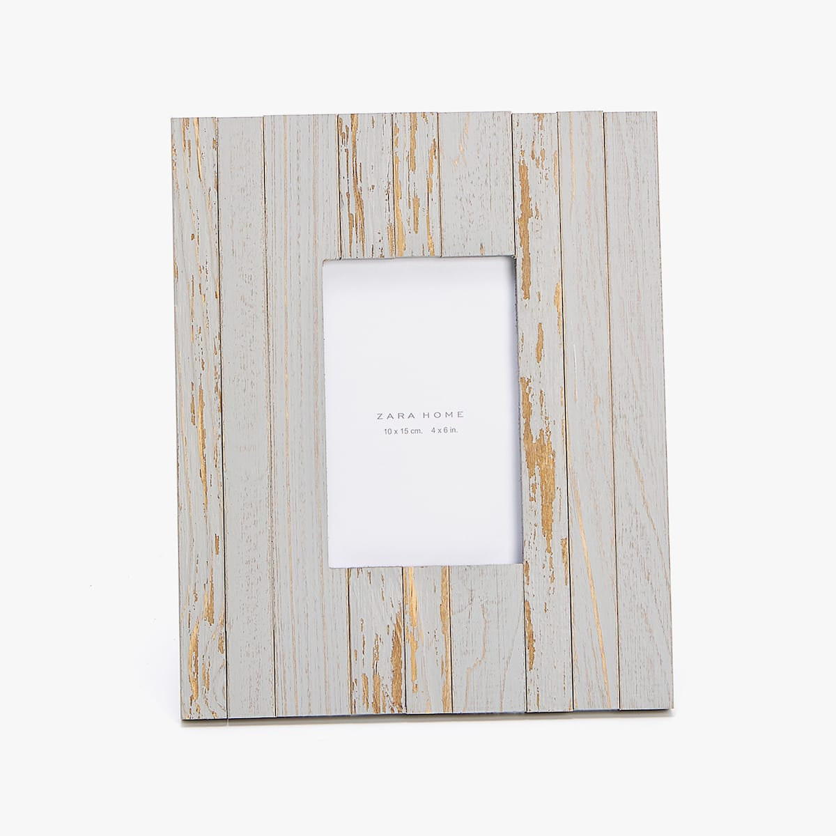 DISTRESSED GREY WOODEN FRAME - VIEW ALL - PHOTO FRAMES - DECORATION ...