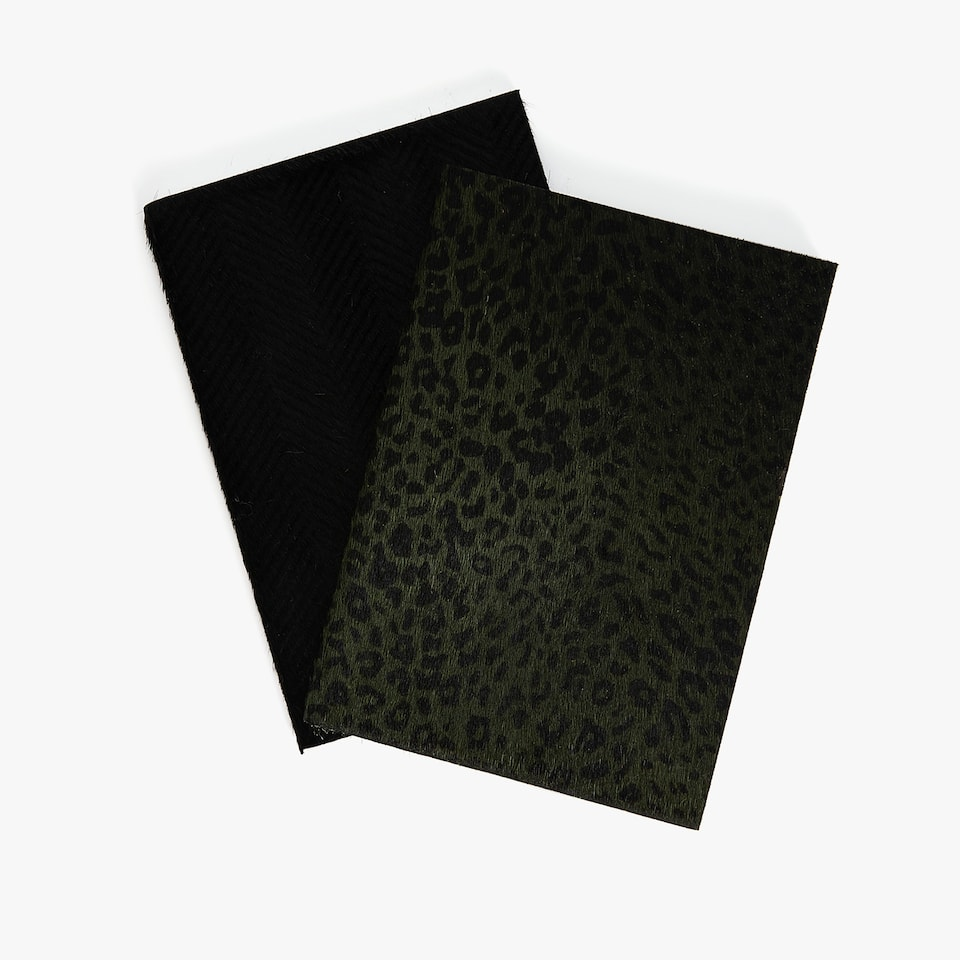 ANIMAL PRINT NOTEBOOK (PACK OF 2)