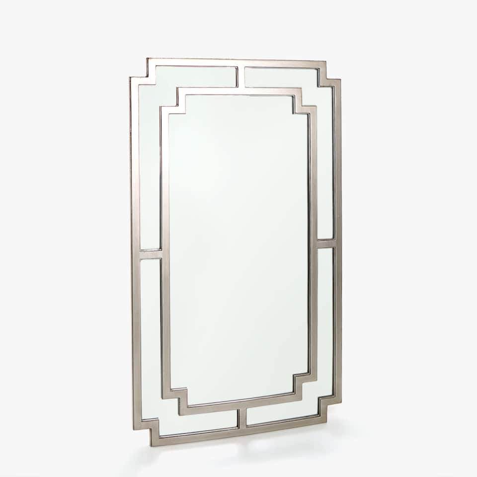 DOUBLE FRAME MIRROR