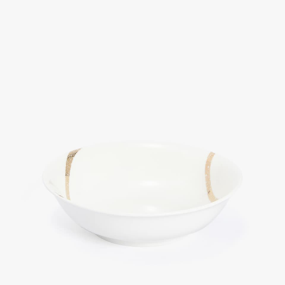 BOWL PORCELANA SERPIENTE