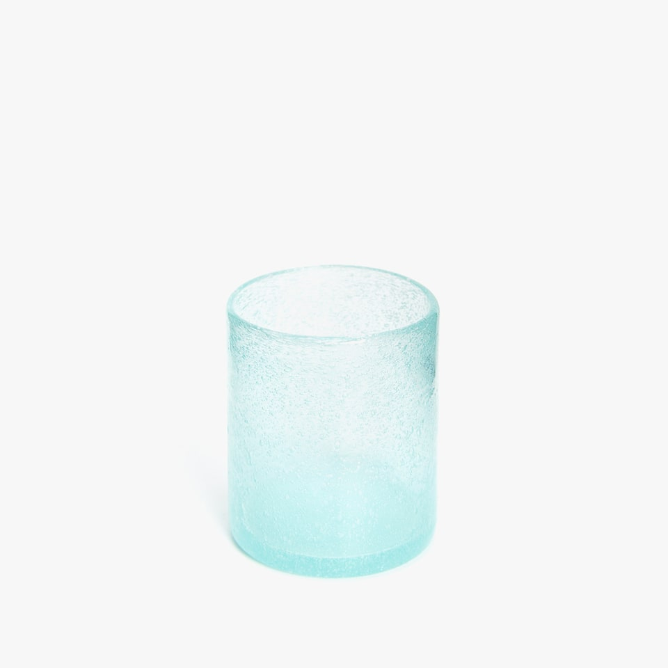 BUBBLE-EFFECT TUMBLER