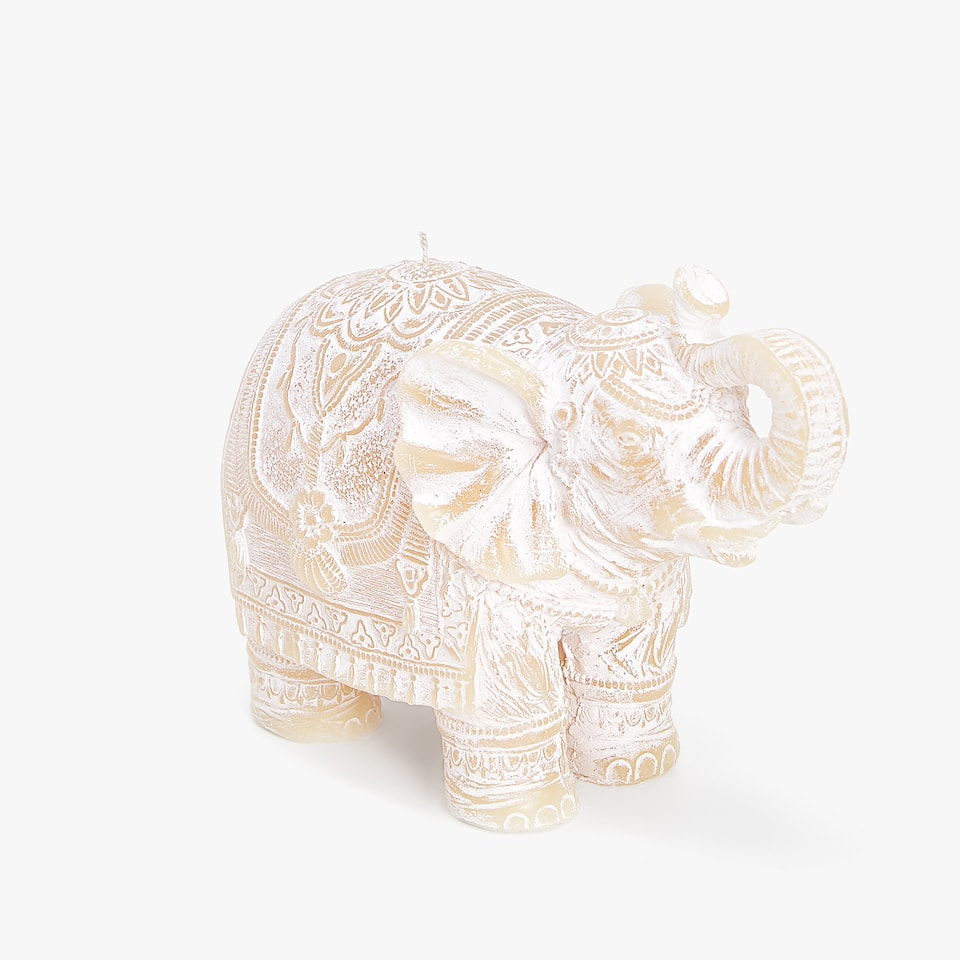 ELEPHANT SHAPED CANDLE