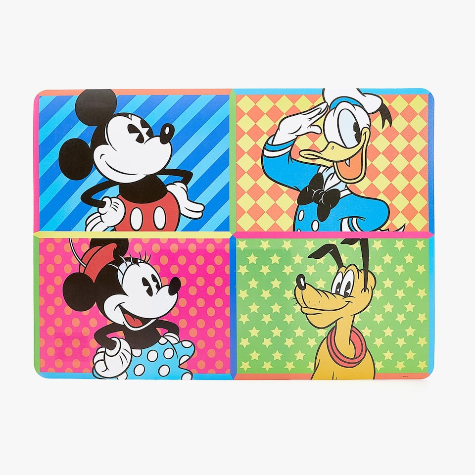 MICKEY & FRIENDS PLACEMAT